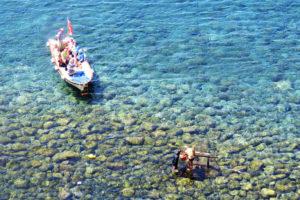 Sorgeto Ischia escursioni mare barche